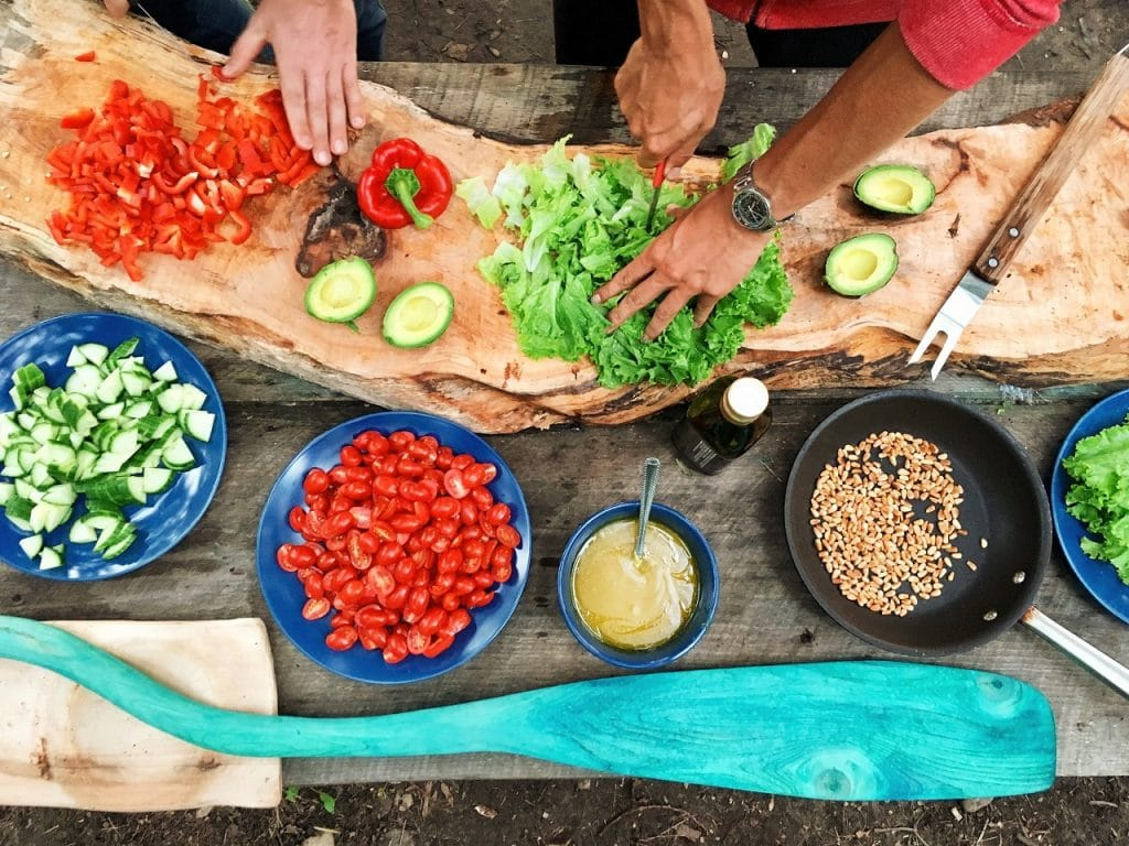 Vegetarian Statistics - vegetarian food