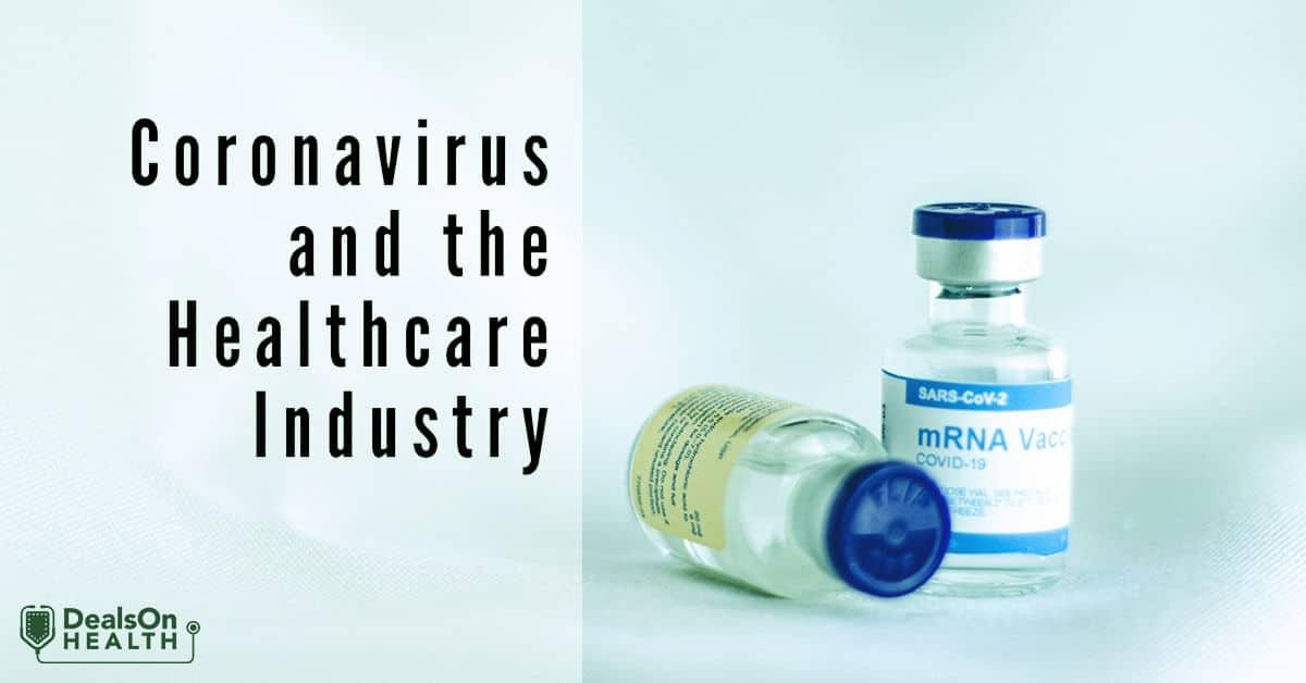 Coronavirus and the Healthcare Industry F. Image
