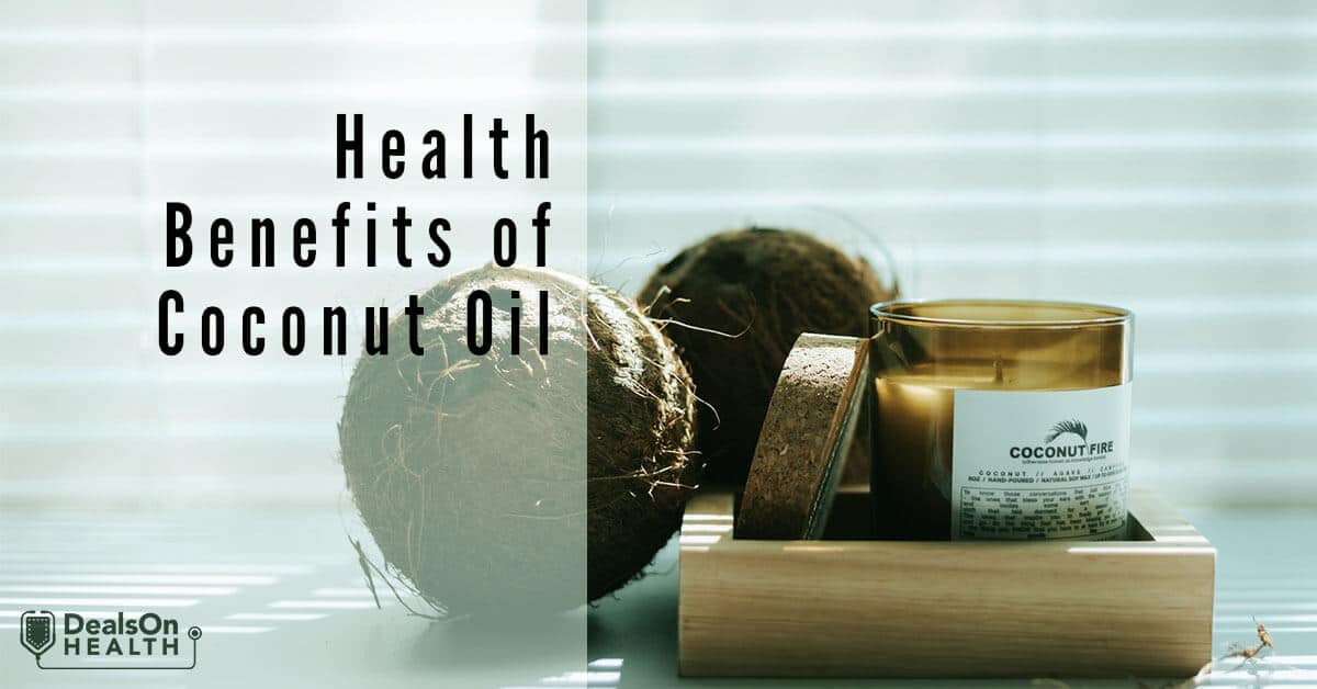 Health Benefits of Coconut Oil F. Image