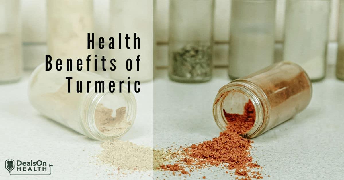 Health Benefits of Turmeric F. Image