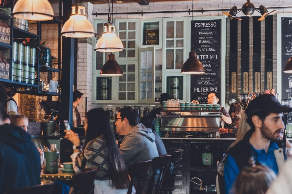 Coffee Statistics - Coffee Shop