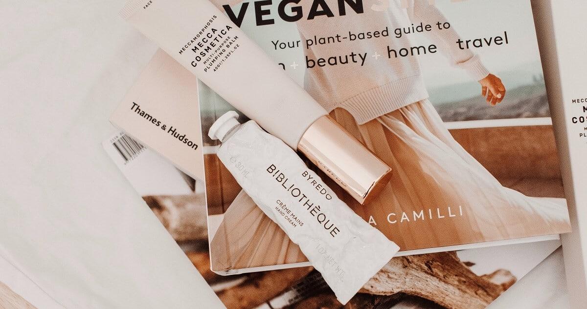 Cosmetics Industry Statistics - Vegan Cosmetics